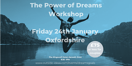 The Power of Dreams Workshop - January 2020 tickets