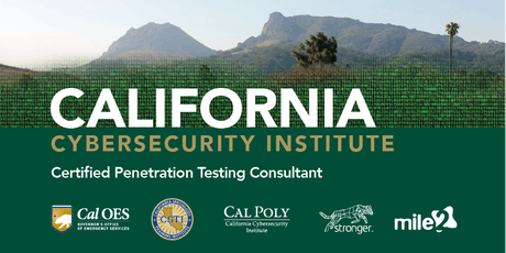 C)PTC — Certified Penetration Testing Consultant / Live Remote March 2020 tickets