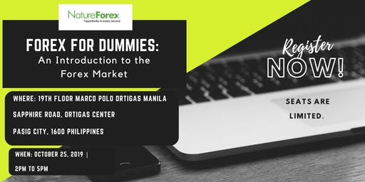 Forex for Dummies: An Introduction to the Forex Market