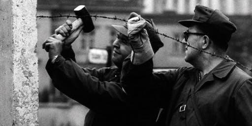 Soirée cinématographique: «Un mur à Berlin» de Patrick Rotman