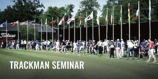 TrackMan Seminar - Golf De Marcilly, France