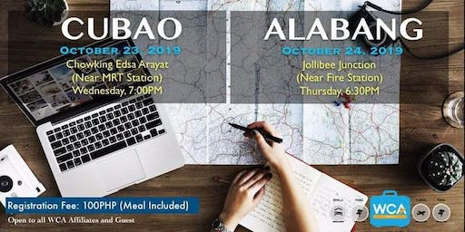 TRAVEL AND EARN OPPORTUNITY PRESENTATION