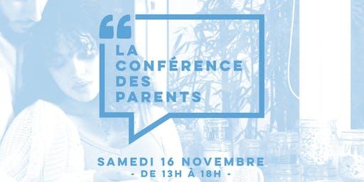 La Conférence des Parents - Édition 2019