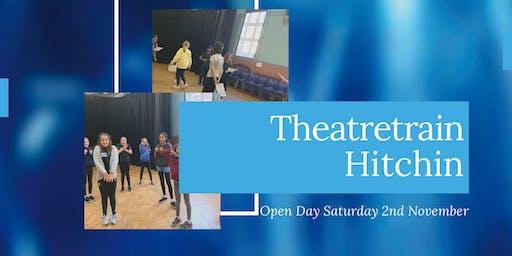 Theatretrain Hitchin Open Day