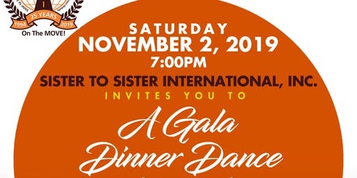 STSI 25th Anniversary Gala Dinner Dance