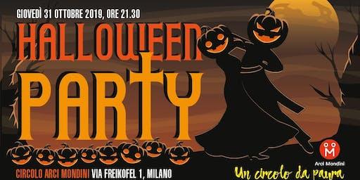 Mondini Halloween Party