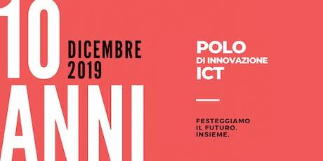 Assemblea Plenaria Polo ICT biglietti