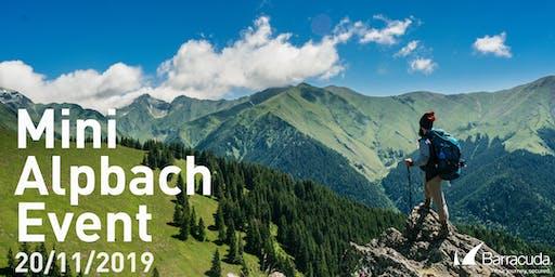Mini  Technical Alpbach Event at Kappa Data HQ - 20/11/2019