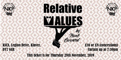 Relative Values - Thursday performance