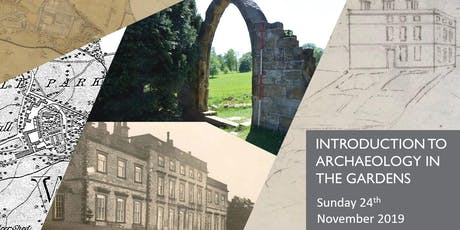 Archaeology in the Garden tickets