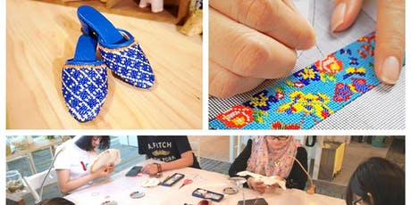 Peranakan Beading Workshop tickets