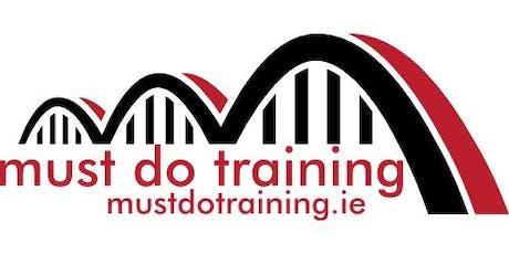 Manual Handling - Castlebar - 20/11/2019 tickets