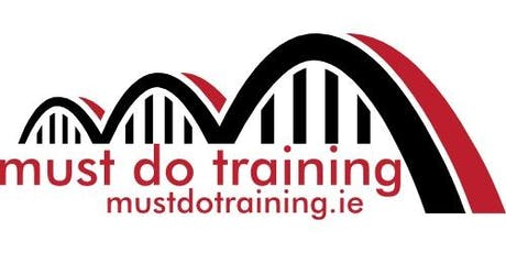 Manual Handling - Castlebar - 28/11/2019 tickets