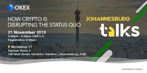 OKEx Talks 2019 - Johannesburg