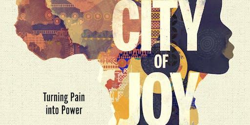 Congo Peace Project-Dinner + City of Joy Screening