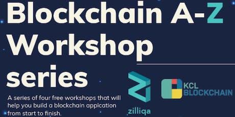 Blockchain A-Z: 4/4 - Demo Day tickets