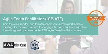 Agile Team Facilitator (ICP-ATF) | London - February 2020 tickets
