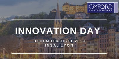 Oxford Instruments Innovation Day 2019