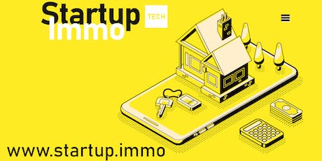 STARTUP IMMO TECH tickets