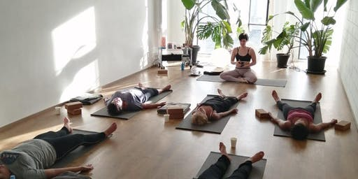 Hatha yoga & Gestalt