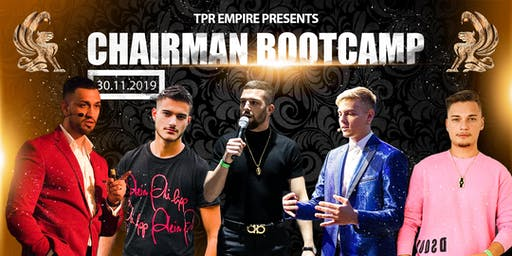 TPR EMPIRE CHAIRMAN BOOTCAMP