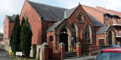 Ghost Hunt - Yarm Fellowship Hall