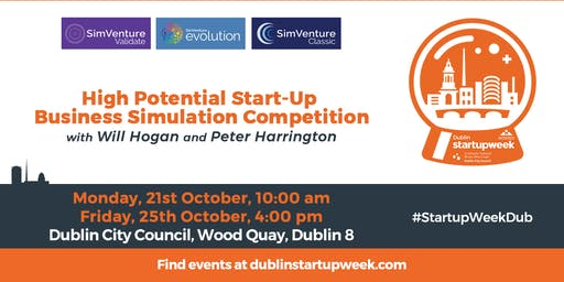 High Potential Start-Up Business Simulation Online Competition