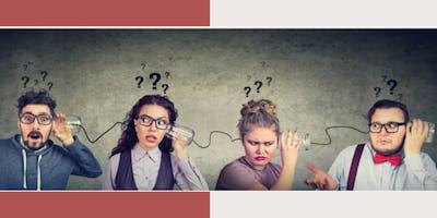 Atelier : Mieux communiquer pour de meilleures relations professionnelles