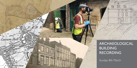 Archaeological Building Recording.   tickets