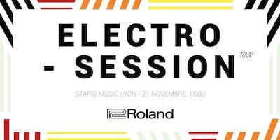 Electro Session Roland | Star's Music Lyon