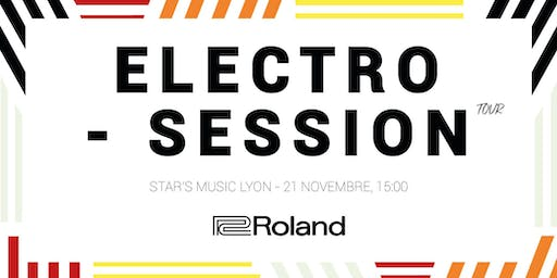 Electro Session Roland | Star's Music Lyon