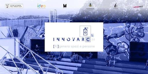 Street-Art Tour | InnovarC 3.0