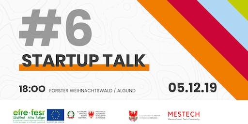 Startup Talk #6