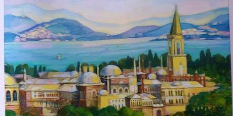 MACFEST: Nataliya's Art Journey: Cities and Monuments  around the world tickets