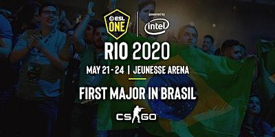 ESL One Rio 2020 CS:GO Major
