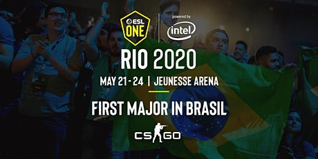 ESL One Rio 2020 CS:GO Major tickets