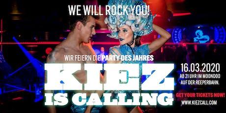 Kiez is Calling 2020 Tickets