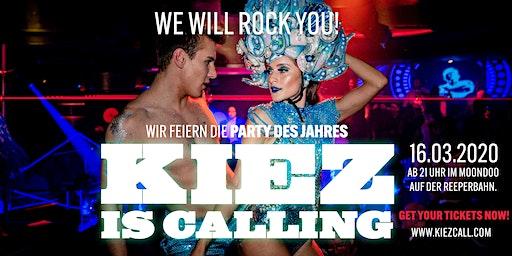 Kiez is Calling 2020