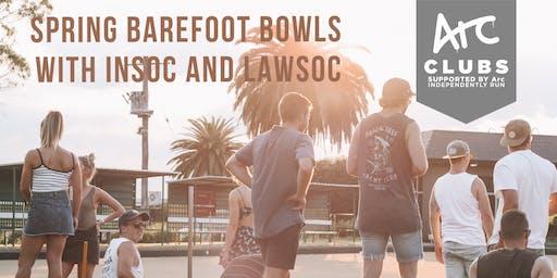 Spring Barefoot Bowls