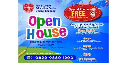 Open House Fun & Smart Education Center Gading Serpong