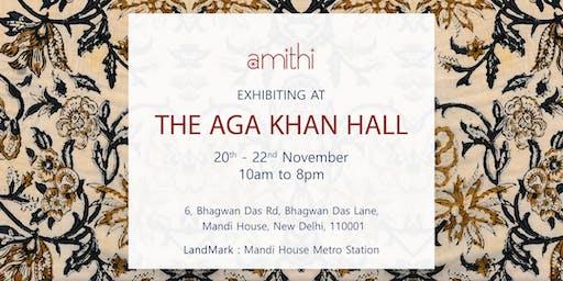 Amithi Delhi Exhibition