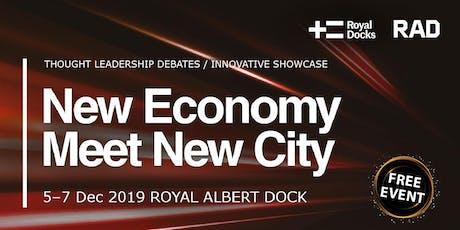 New Economy, Meet New City tickets