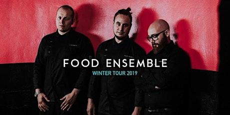 Food Ensemble in Tour / Milano - Nuova data biglietti
