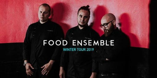 Food Ensemble in Tour / Milano - Nuova data