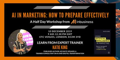 AI in Marketing: How to Prepare Effectively - Half-Day Workshop