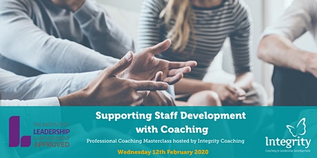Coaching Masterclass - Supporting Staff Development with Coaching tickets
