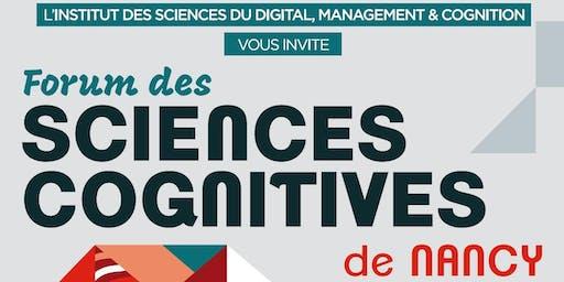 IDMC - FORUM DES SCIENCES COGNITIVES 2019