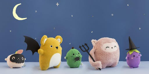 DIY Halloween Dress-up for your Ricemonsters