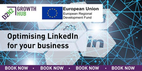 Optimising LinkedIn for Your Business  tickets