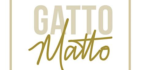 GattoMatto @Gattopardo biglietti
